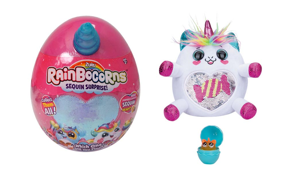 Rainbocorns Peluche 30833 Unikatoy Toys