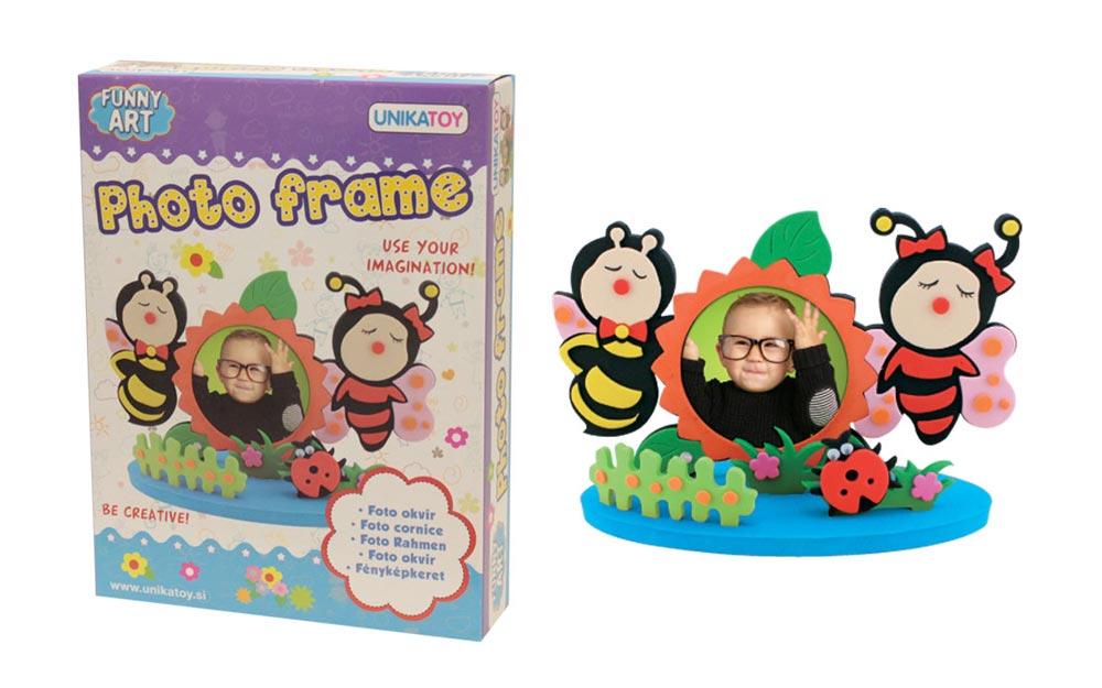 FUNNY ART PHOTO FRAME UNIKATOY 24797 | Toys UNIKATOY -