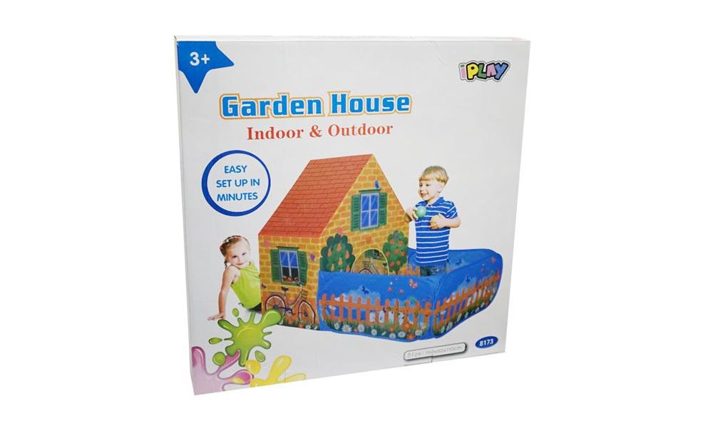 902188 TENT HOUSE+GARDEN 24993  sc 1 st  Toys UNIKATOY & Toys UNIKATOY - | TENT HOUSE+GARDEN 24993