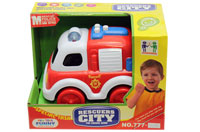 CAR CITY RESCUE SOUND 14CM 24460