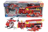 FIRE RESCUE SET BIG 24718